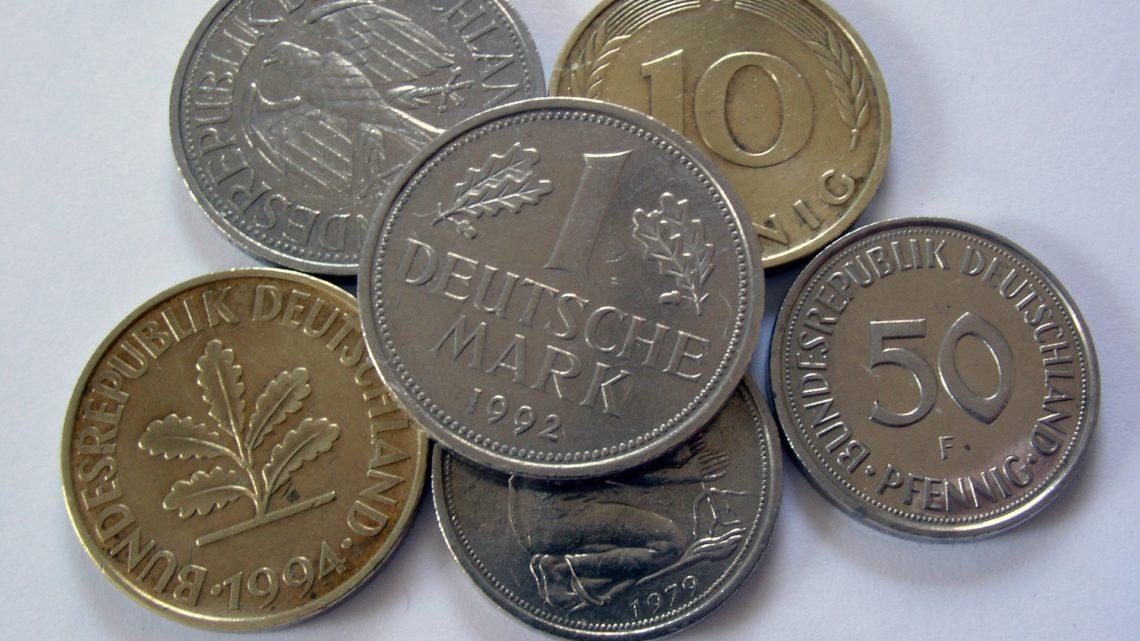 Kurs Euro D Mark